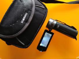 Mažai naudota vaizdo kamera - Samsung Hmx-q20