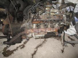 Gaz 53, Maz 5551 dalis, cilindras, variklis, dėžė