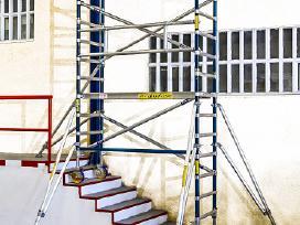 Mobilus bokštelis Alufase pardavimas-nuoma