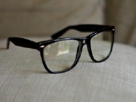 Moksliukų Nerd madingi ir stilingi akiniai