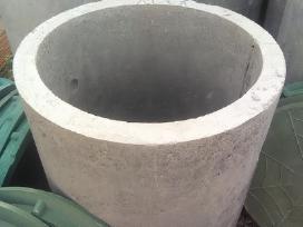 Parduodame šulinių žiedus, dangčius/kanalizacijai - nuotraukos Nr. 12