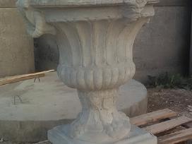 Išskirtinės betono Vazos skulptūros, fontanai Jums - nuotraukos Nr. 15