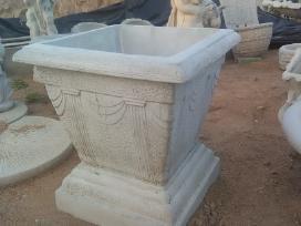Išskirtinės betono Vazos skulptūros, fontanai Jums - nuotraukos Nr. 16