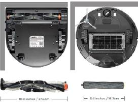 Neato BotVac Brush pries iRobot Roomba - nuotraukos Nr. 10