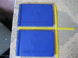 CCCP Olimpiados 1980 Kolekciniai Albumai .zr. foto