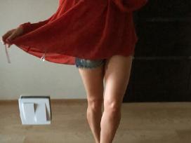 Plėšyti džinsiniai šortai - nuotraukos Nr. 7