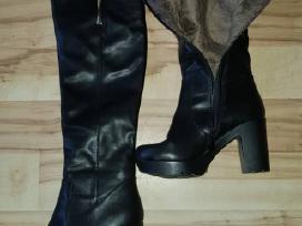 Parduodu naujus batus su kailiu