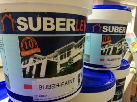 Suberlev Suber-paint termo dažai