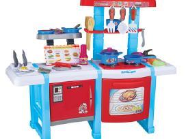 Didelė virtuvė su indais ir garsais Baby Maxi, 78