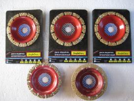 Kietmetalio slifavimo diskai