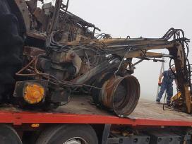 Traktoriaus Case Ih 185 Puma naudotos atsarginės d