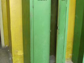Metaline spinta, seifa, spintele, drabužinę - nuotraukos Nr. 12
