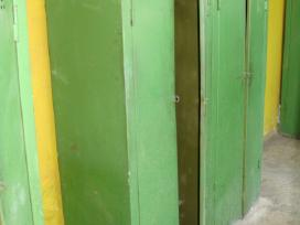 Metaline spinta, seifa, spintele, drabužinę - nuotraukos Nr. 13