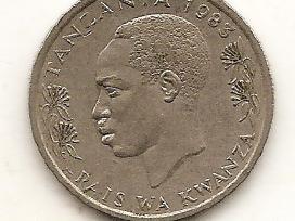 Tanzanijos monetos