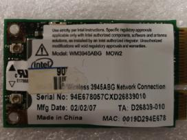 Intel Wm3945abg Mow2 Wi-fi Pci-e (Express) Minicar
