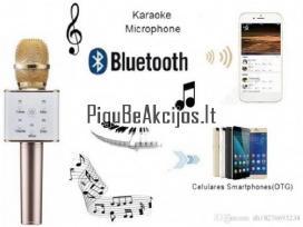 Bluetooth Karaokė mikrofonas - kolonėlė - nuotraukos Nr. 2