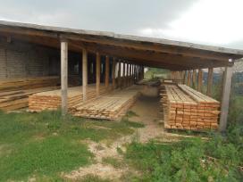 Parduodu statybinę medieną, malkas, atraizas