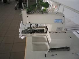 Novatex Ns-373 Sagų prisiuvimo mašina