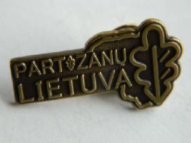 Partizanu Lietuva