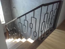 Laiptai, - Projektavimas / Gamyba / Montavimas - nuotraukos Nr. 13