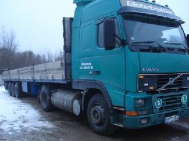 Krovinių pervežimas. Betonvežis, savivartis ir kt. - nuotraukos Nr. 5