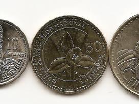 Gvatemalos monetu rinkinukas
