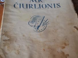 Čiurlionis, kaunas, 1938
