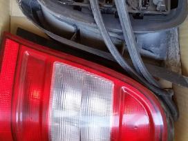 Mercedes Benz A170 dyz.1999m. automatas dalimis. - nuotraukos Nr. 3