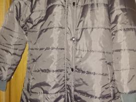 Rudeninė striukė paltukas