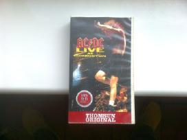 """A C/ D C """"Live at Donington"""" 1991 metai"""