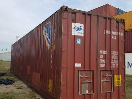 Jūrinis konteineris // Parduodu - nuotraukos Nr. 3