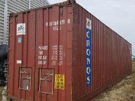 Jūrinis konteineris // Parduodu - nuotraukos Nr. 4