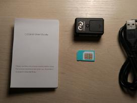 Mini slapto pasiklausymo įranga su Sim kortele GPS