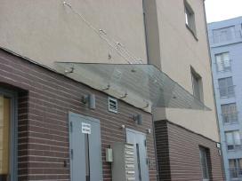 Stiklo stogeliai 900x1400 tik 329 Eur