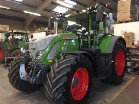 Fendt Traktorius Žemės Ūkio Technikos Dalys