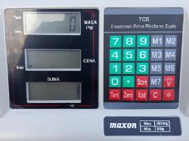 Elektronines svarstykles nuo 5gr iki 40 kg - nuotraukos Nr. 5