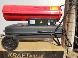 Dyzelinis sildytuvas 35-65 Kw atviro tipo 249 Eur
