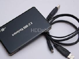Isoriniai HDD nuo 160gb iki 1tb