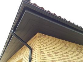 Stogų dengimas stogai, stogų remontas, skardinimas - nuotraukos Nr. 2