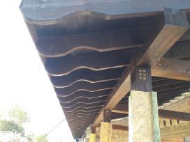 Stogų dengimas stogai, stogų remontas, skardinimas - nuotraukos Nr. 10