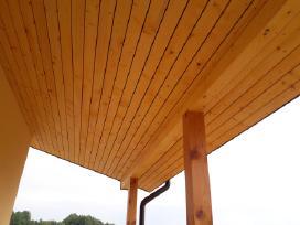 Stogų dengimas stogai, stogų remontas, skardinimas