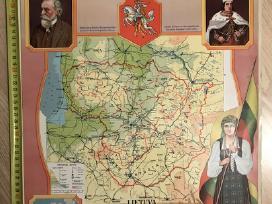 Plakatas Lietuva 1929 m.