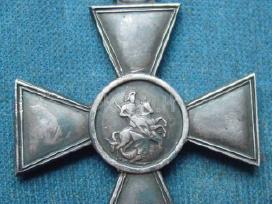 Perku carinius šv. georgijaus kryžius ir medalius
