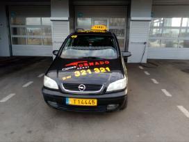 Reikalingi taksi vairuotojai