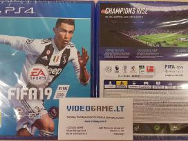 Fifa 19 Ps4 ir Xbox One