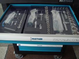 Įrankių spintelė su ratukais įrankių spintelės - nuotraukos Nr. 2