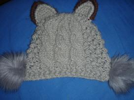 Gražios,šiltos kepurės