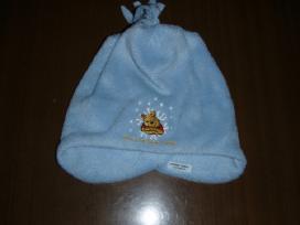 Šiltos kepurės berniukui