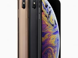 Nauji iPhone Xs