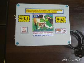 Elektrinis piemuo super galingas 50 J